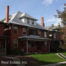 Rental info for 1553 Steele St #1 in the City Park area