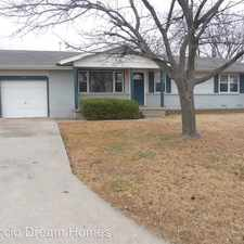 Rental info for 2205 NW 46th in the Lawton area