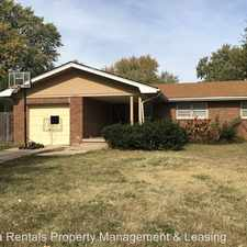 Rental info for 8324 E. Indianapolis St.