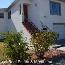 Rental info for 120 West G St in the Benicia area