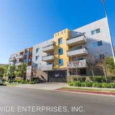Rental info for 7925 Ventura Canyon Blvd. # 409 in the Los Angeles area