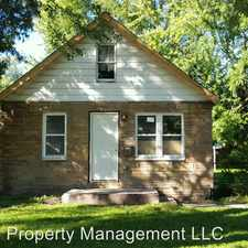 Rental info for 7243 Hudson in the 48091 area