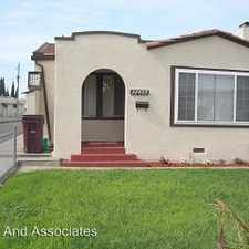 Rental info for 22409 S. Garden Ave. in the San Lorenzo area