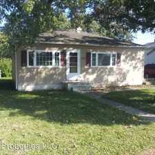 Rental info for 1432 E. 6th St. in the Hobart area