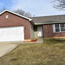 Rental info for Beautiful brick home in the Dayton area