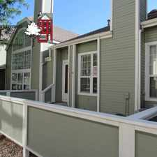 Rental info for Updated townhome!Finished bsmt. 2 car garage! in the Harvey Park area