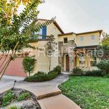 Rental info for Gale Ranch The Bridges in the San Ramon area