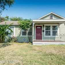 Rental info for 466 Texas Ave in the Corpus Christi area