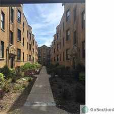 Rental info for 4613 South Drexel Boulevard #1A in the Chicago area