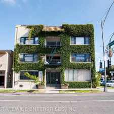 Rental info for 445 E. 3rd St. #106 in the Los Angeles area