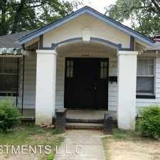 Rental info for 4209 W. 22nd St