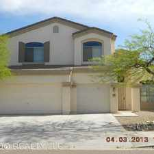 Rental info for 10511 W Cocopah St