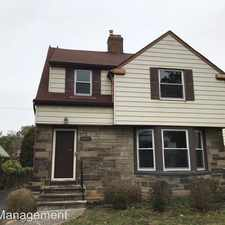 Rental info for 4433 Silsby Rd