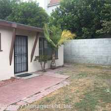 Rental info for 13843 McClure Ave in the Paramount area