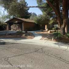 Rental info for 1103 Mono Ct in the Ridgecrest area