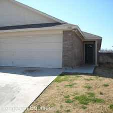 Rental info for 5605-5607 Homestead in the Arlington area