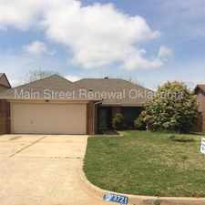 Rental info for Great Homes in Winds WEst!!! in the Oklahoma City area