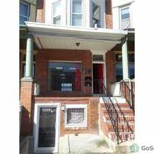 Rental info for Beautiful 1 Bedroom , 1 baths, Newly Renovated, Stove, Refrigerator, Ceramic Floor Tiles in the Baltimore area
