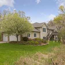 Rental info for Lovely 4BR 2BA Executive Home on 2.8 acres, just outside of town!