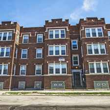 Rental info for 7055 S St Lawrence Ave in the Chicago area