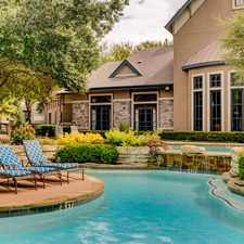 Rental info for Wimberly in the Plano area