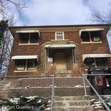 Rental info for 220 Atkinson in the Cincinnati area