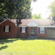 Rental info for 2729 Skylake Dr. in the Memphis area