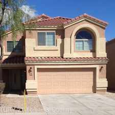 Rental info for 3146 W. Carlos Lane in the San Tan Valley area
