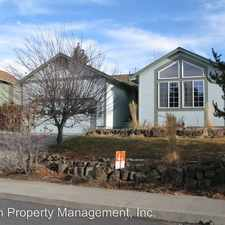 Rental info for 1276 NE Providence in the Mountain View area