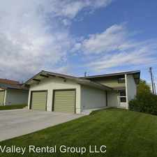 Rental info for 703 S 16th Ave in the Bozeman area