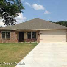 Rental info for 6650 Arrowhead Cove in the Springdale area