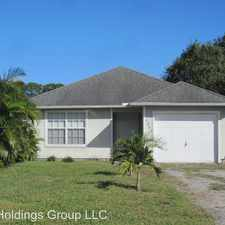 Rental info for 1350 17th Court SW in the Florida Ridge area