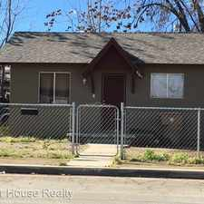 Rental info for 605 O Street in the Oleander-Sunset area