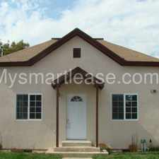 Rental info for Cute 3 Bed 2 Bath House with Massive Backyard in the Downtown area