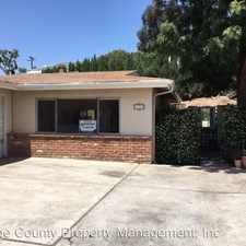 Rental info for 16761-16773 E Main Street in the Anaheim area