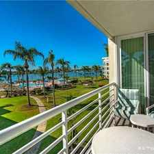 Rental info for 6021 Bahia Del Mar Circle #333 in the St. Petersburg area
