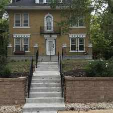 Rental info for 5344 Cabanne Avenue in the West End area