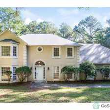 Rental info for Property ID# 20160629RM27-4 Bed/2.5 Bath, Fayetteville, GA-2752 Sq ft