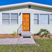 Rental info for $1800 2 bedroom House in Pinellas (St. Petersburg) Clearwater in the Clearwater area