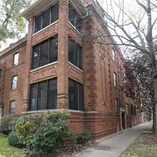 Rental info for N Campbell Ave & W Sunnyside Ave in the Ravenswood area