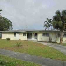Rental info for 1229 Wild Rose Drive Palm Bay Three BR, This Charming home is