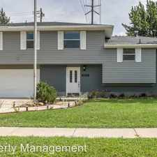 Rental info for 8199 S. Viscounti Drive in the Cottonwood Heights area