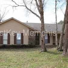 Rental info for 7281 Isherwood Road in the Memphis area
