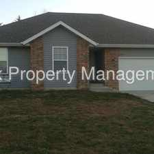 Rental info for Great 3 Bed, 2 Bath Joplin home located close to MSSU in the Joplin area