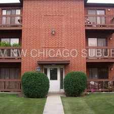 Rental info for 1032 Spruce Street Unt 1A Glendale Heights, IL 60139 in the Glendale Heights area