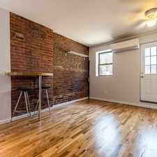 Rental info for 89 Clay Street #f3 in the Long Island City area