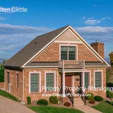 Rental info for 2382 Alston Circle