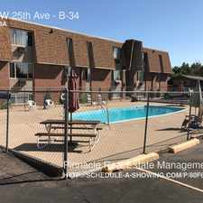 Rental info for 6900 W 25th Ave in the Edgewood area