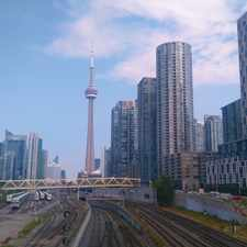 Rental info for Fort York & Bathurst in the Waterfront Communities-The Island area