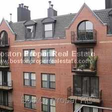 Rental info for Garrison St & Studio Place in the Boston area
